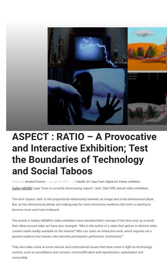 Aspect:Ratio