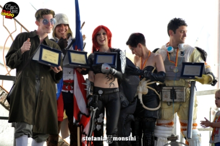 Cosplay Contest '17