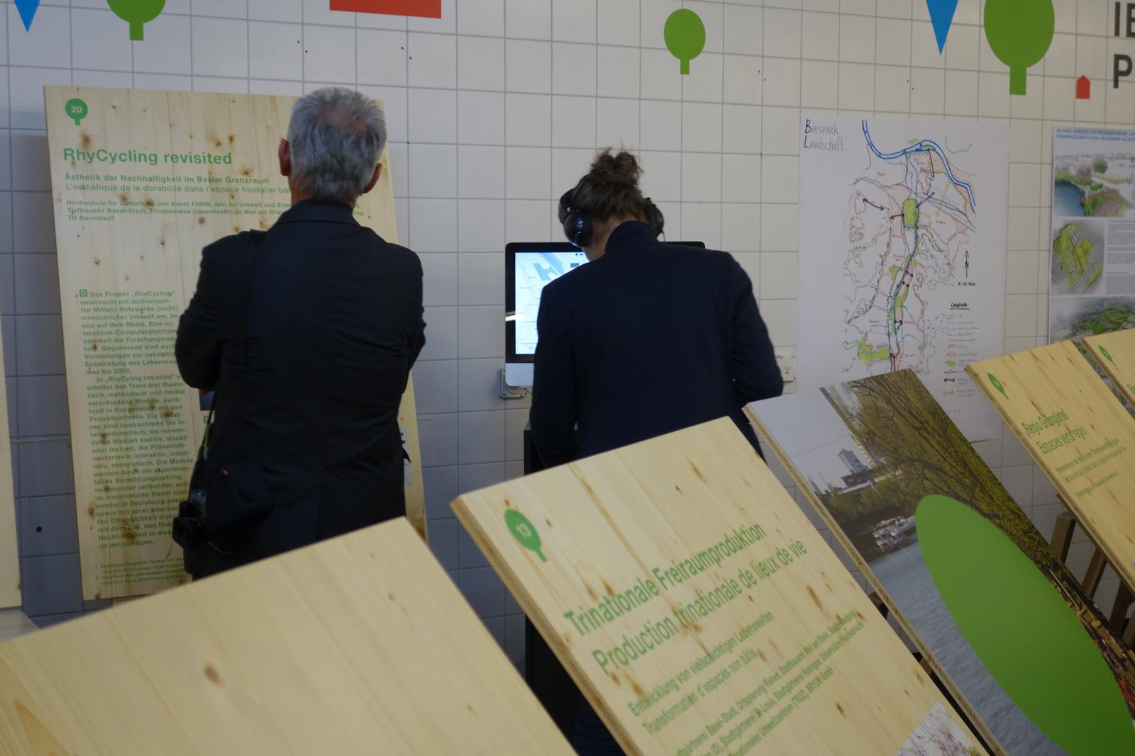 Internationale Bauausstellung Basel