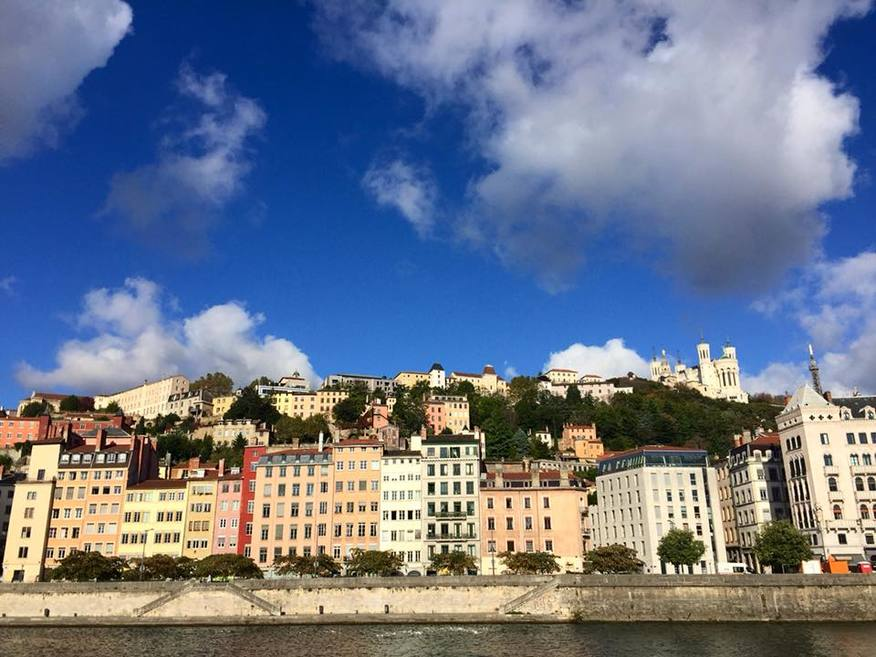 Lyon - See what it's like to live + teach in Lyon, France!
