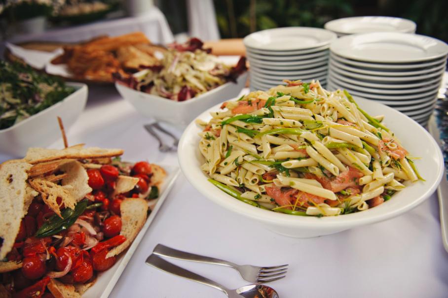 Alfresco Salmon and Penne Salad