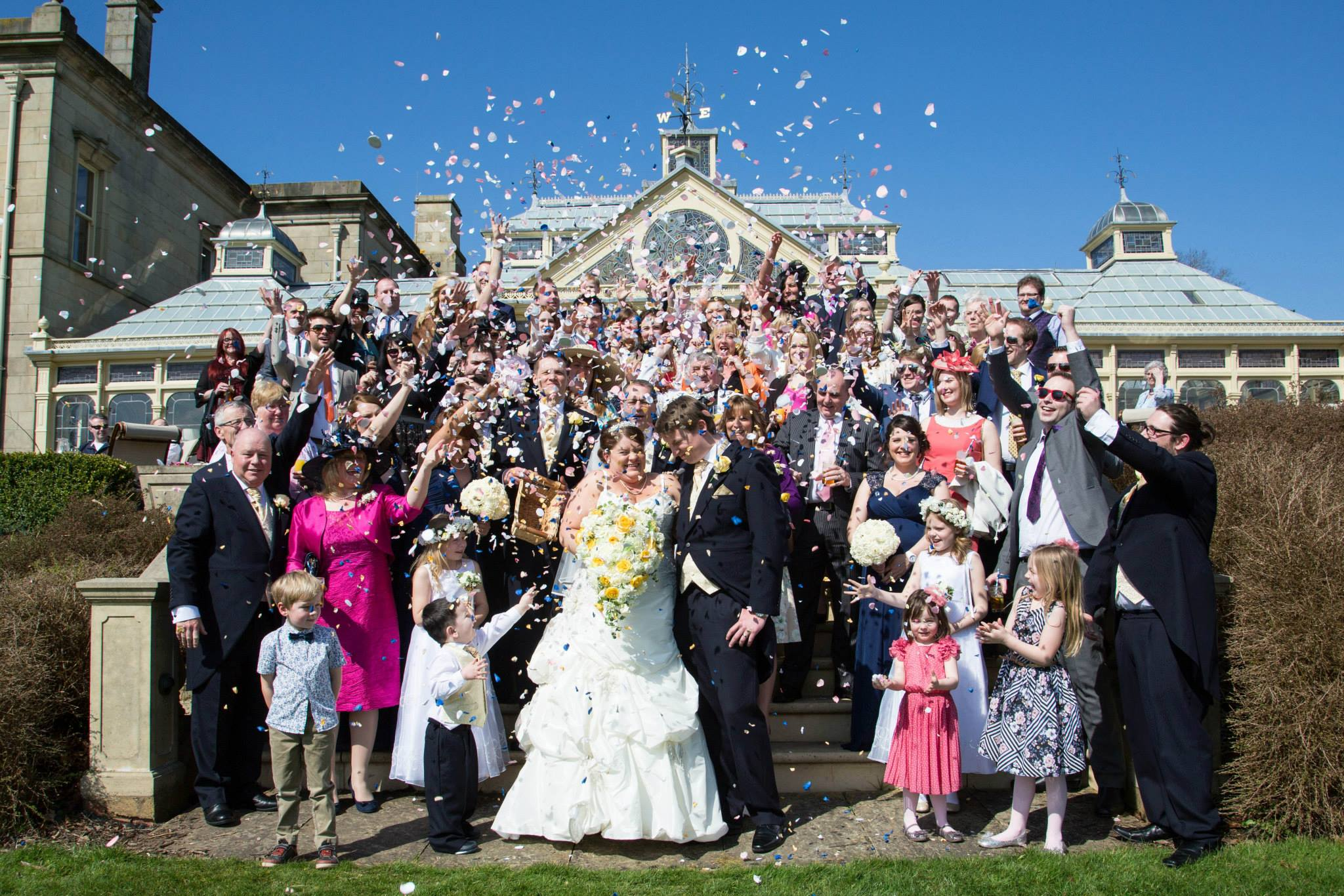 Claire Nic Confetti Acooustic Duo Kilworth House