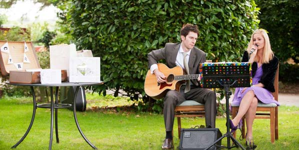 Dodmoor House Acoustic Duo