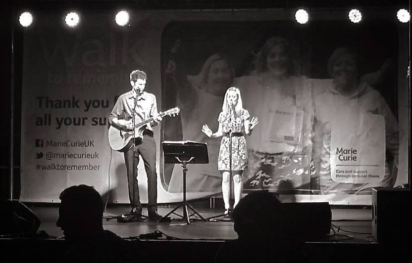 Acoustic Duo Marie Curie
