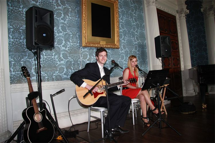 Taylormade Acoustic Duo Environmentally Friendly