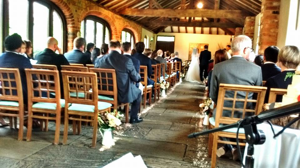Taylormade Acoustic Duo Dodmoor House Northamptonshire