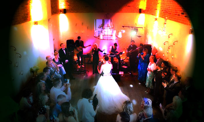 4 Piece Wedding-Band-First-Dance-Northamptonshire