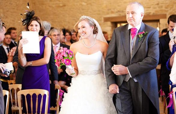 Gemma and Matt Kingscote. Kingscote Barn Wedding Music