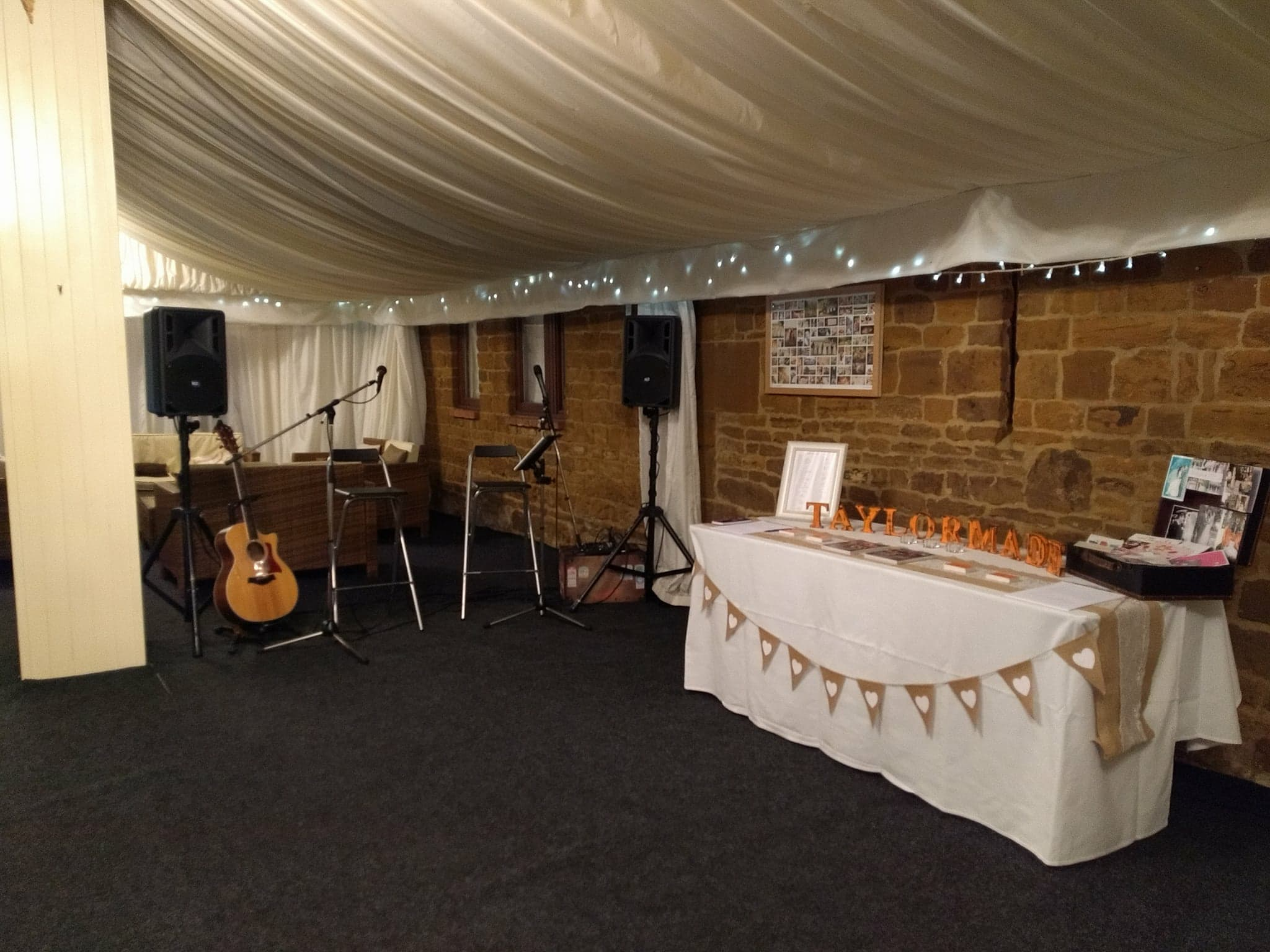 Taylormade Acoustic Duo Live Wedding Music