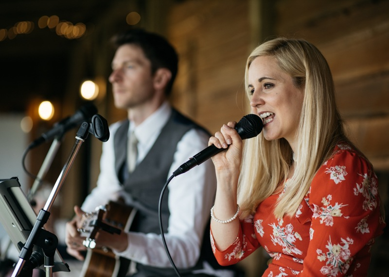 Taylormade Acoustic Wedding Music Duo