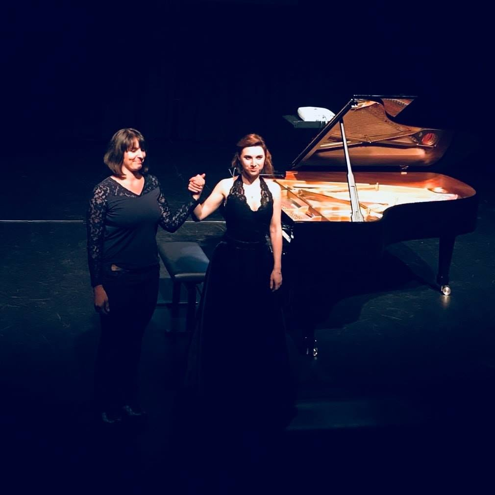 "Elina Akselrud and Arletta Elst: ""The SCRIABIN SONATAS Reimagined, Part 1"""