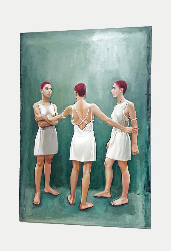 """""""The Three Mounira"""""""