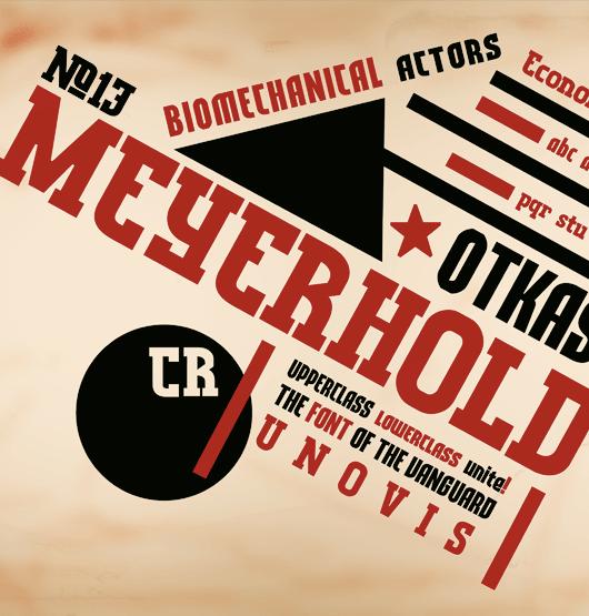 Meyerhold by   Textaural