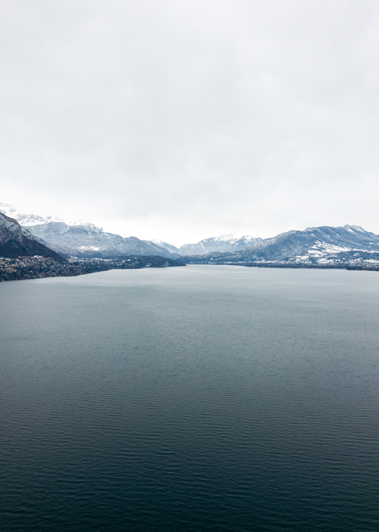 Lake Annecy. Photo by   Etienne Boulanger   .