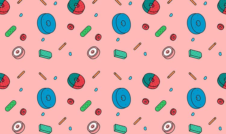 Pattern by Ana Cuna .