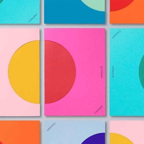 "Colorplan A3 ""Designer Pads."""