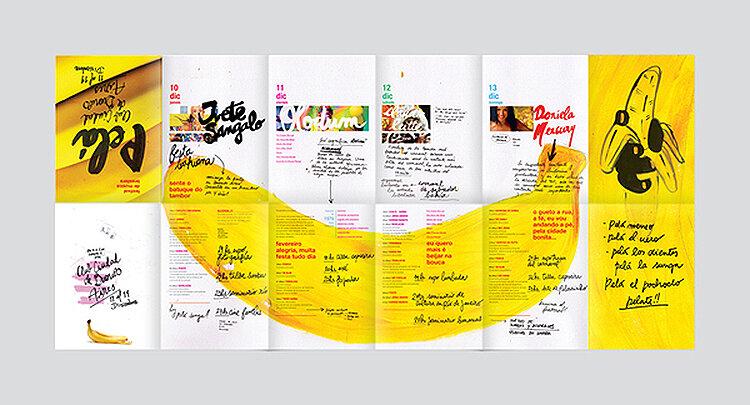 Brochure design by Osh Grassi.