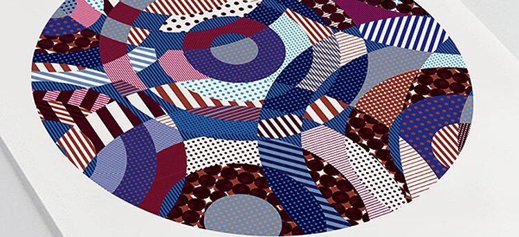 Pattern by David Popov.