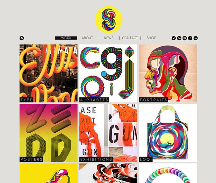 Website by Steve Wilson Studio.
