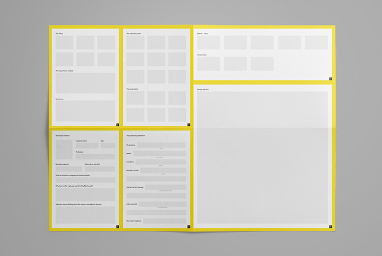 Download the Brand Canvas for free.