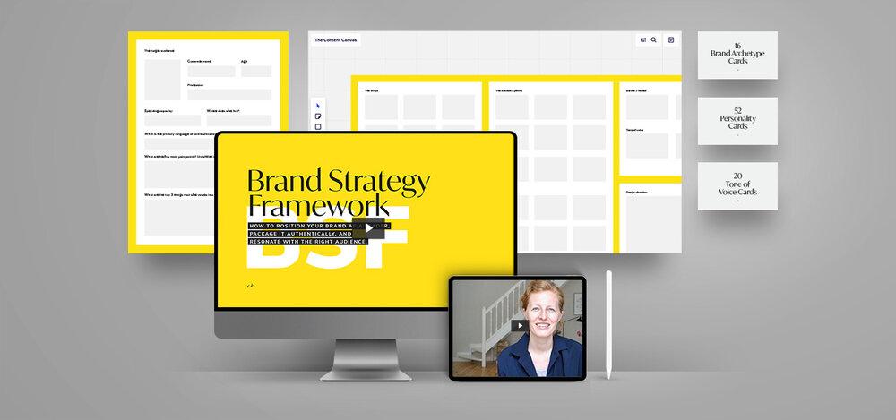 The  Brand Strategy Framework