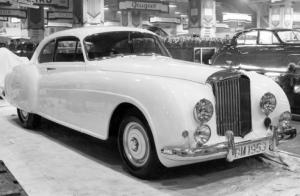 1952 Bentley R-Type Continental Fastback,Coachwork by HJ Mulliner