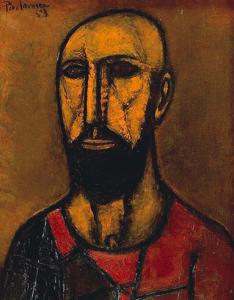 The Prophet  by Akbar Padamsee