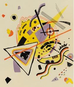 Wassily Kandinsky 1866-1944, OHNE TITEL  (UNTITLED)