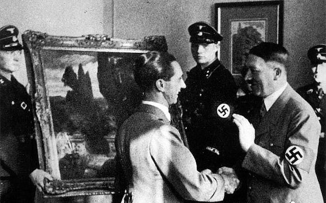 US says five countries falling short on returning Nazi-looted art.... https://www.timesofisrael.com/us-says-five-countries-falling-short-on-returning-nazi-looted-art/amp/?__twitter_impression=true  #art #fineart #nazi #lost #stolen #looted #banned #nazilootedart #masterpiece #exhibition #aberdeen #germany #arttheft #artlaw
