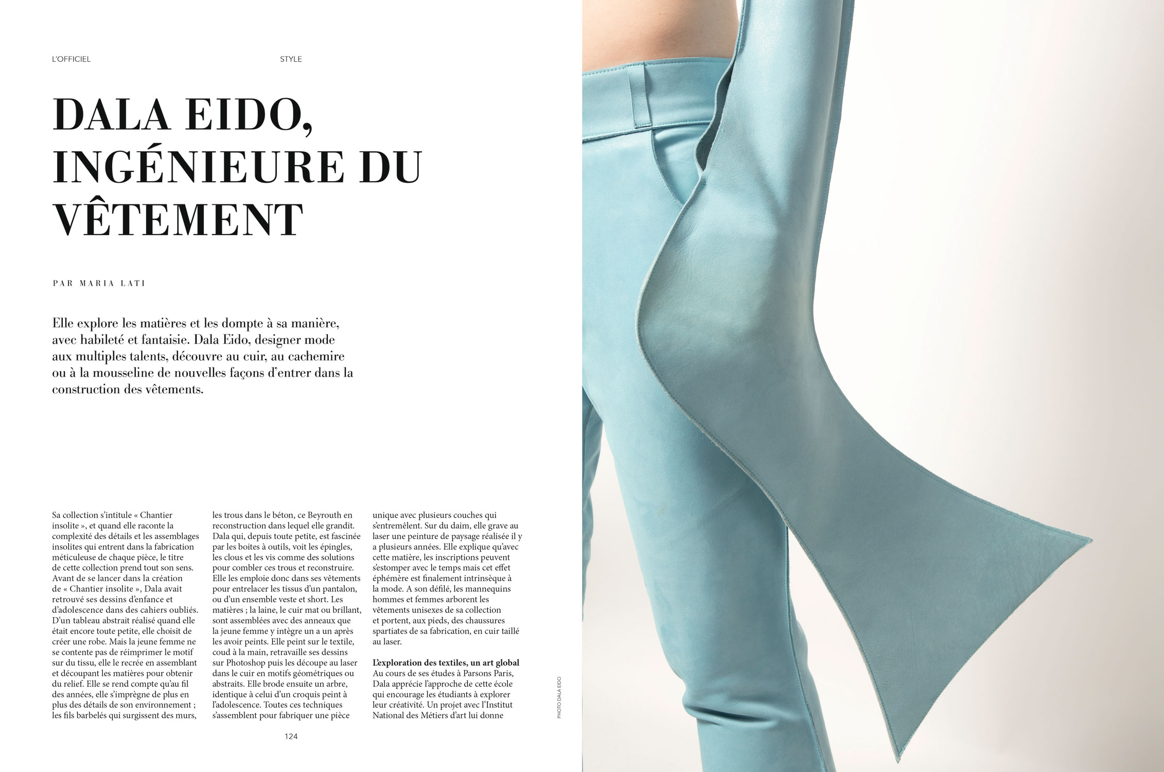 - L'Officiel-Levant, August/September - Issue 85