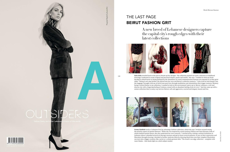 - A Magazine - Aïshti - Issue 95