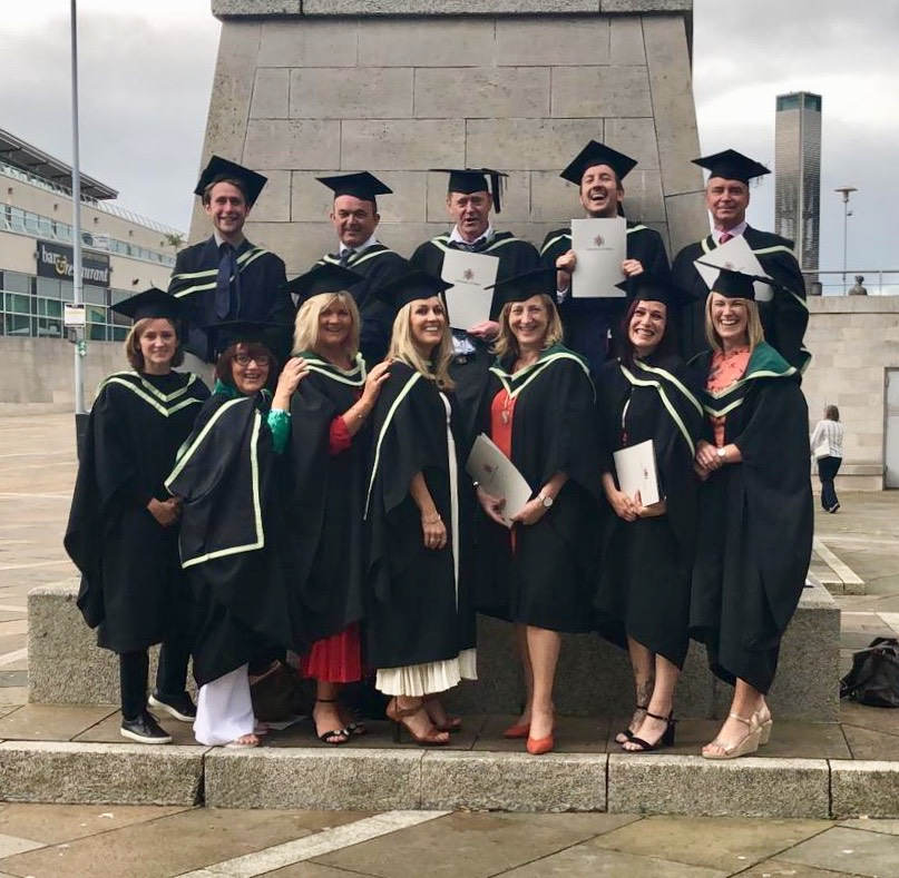 Ulster University_Irish Times Training_Sprinboard_Graduation Group 2019_Rae Moore Architect.jpeg