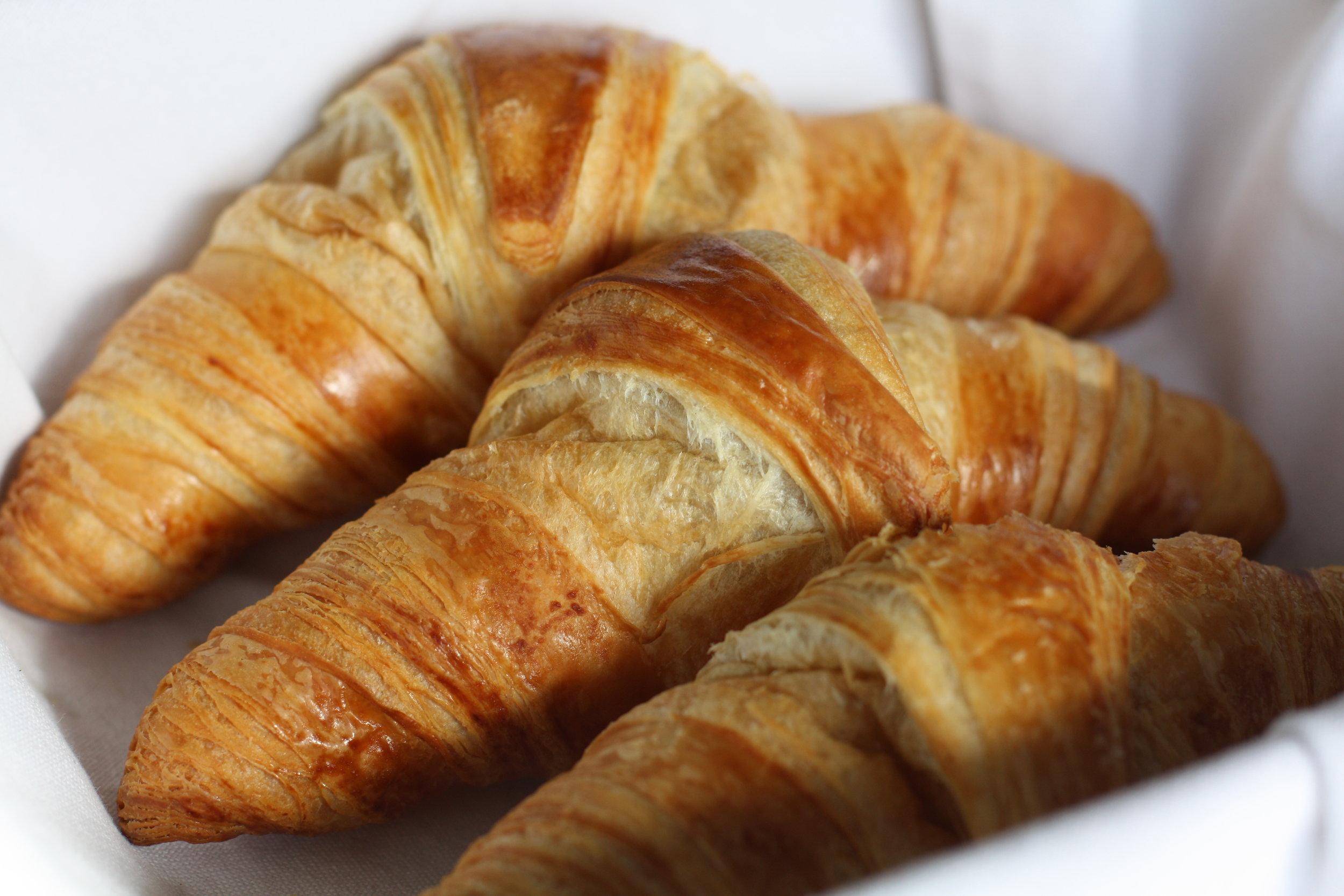 Breakfast - Croissants.JPG