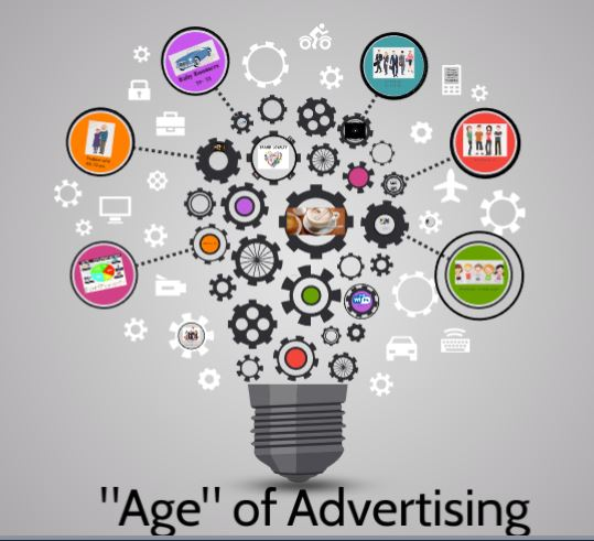 The AGE OF ADVERTISING -