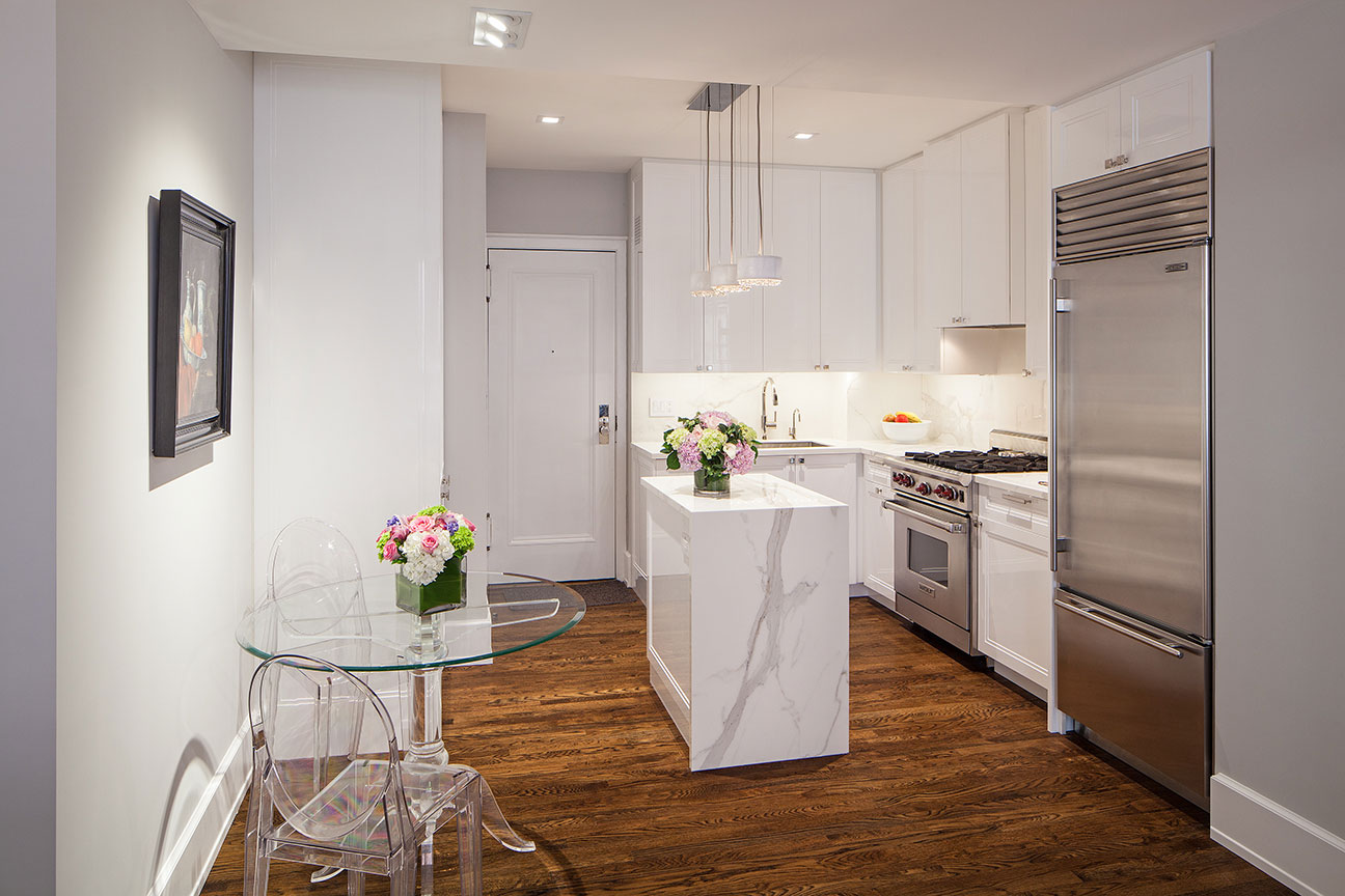 Upper East Side Apartment - Kitchen