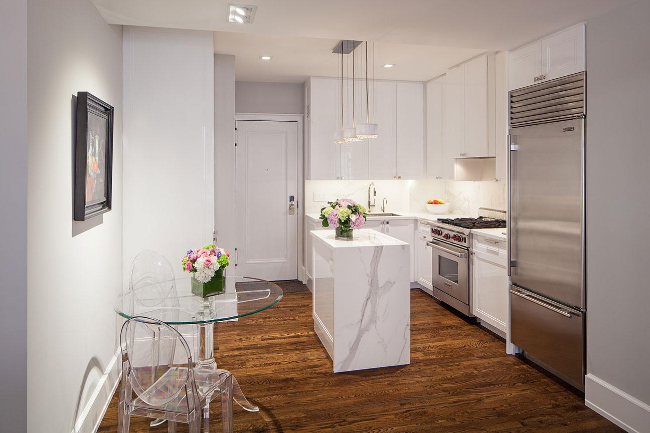 Upper East Side Apartment - Kitchen