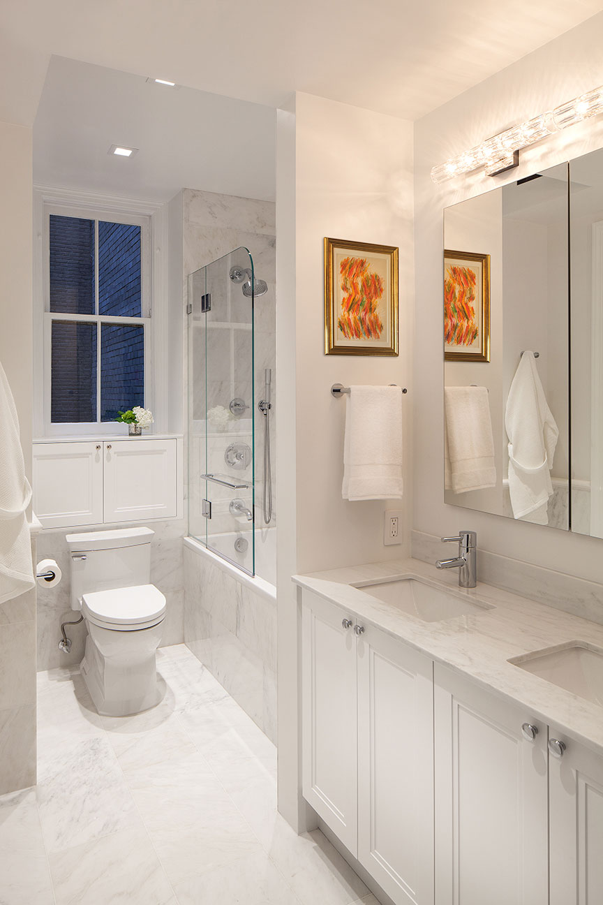Upper East Side Apartment - Master Bathroom