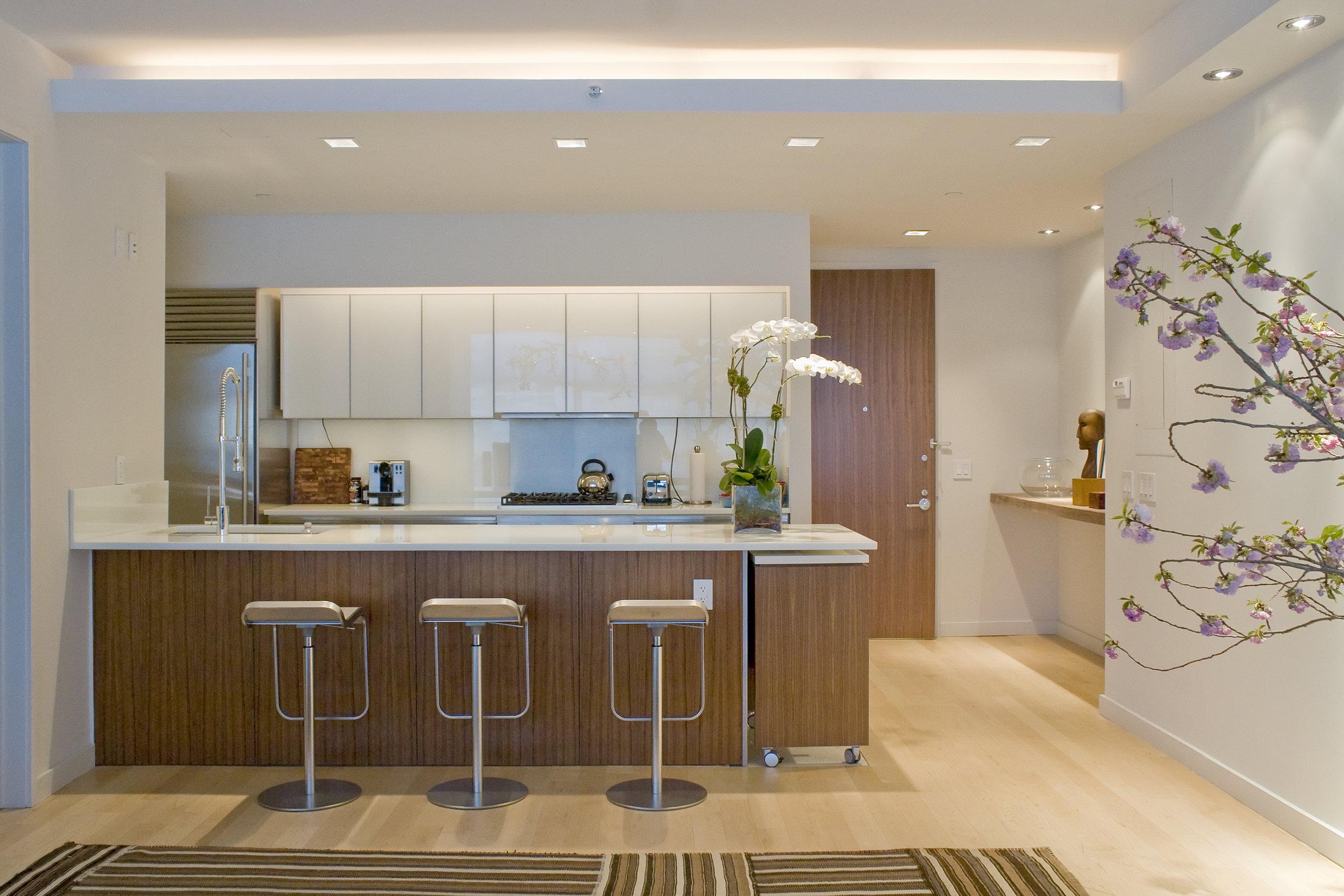 Chelsea Apartment - Kitchen