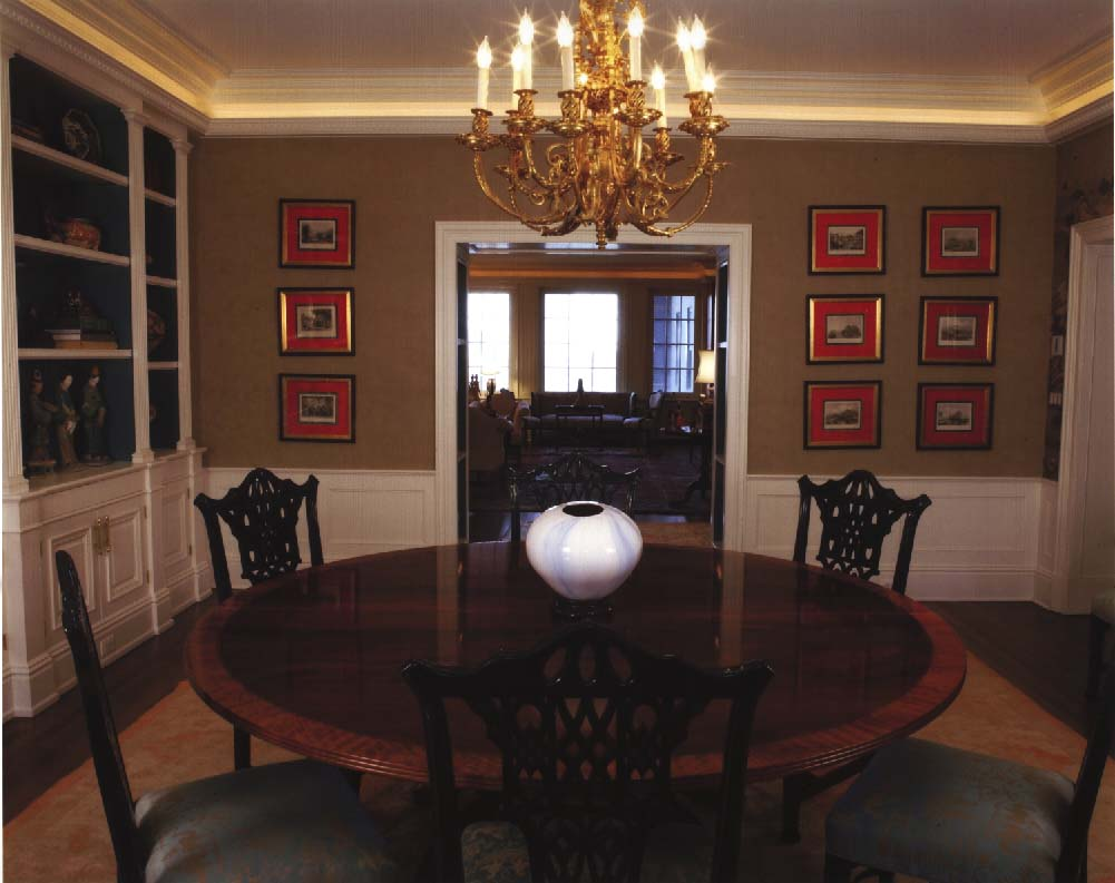 Sutton Place - Dining Room