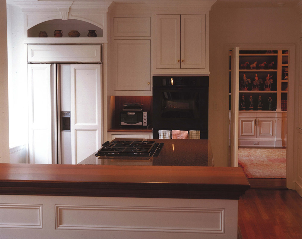 Sutton Place - Kitchen