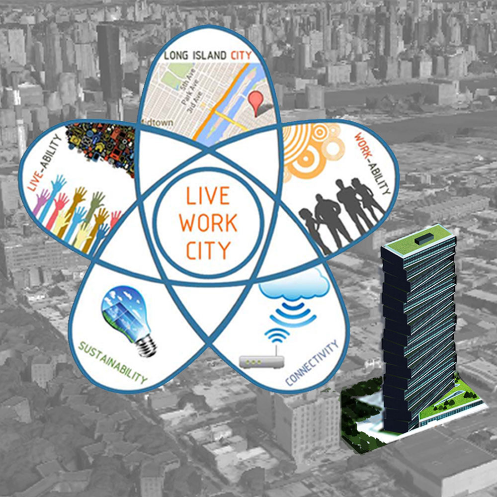 Live Work City Living Cities Competition