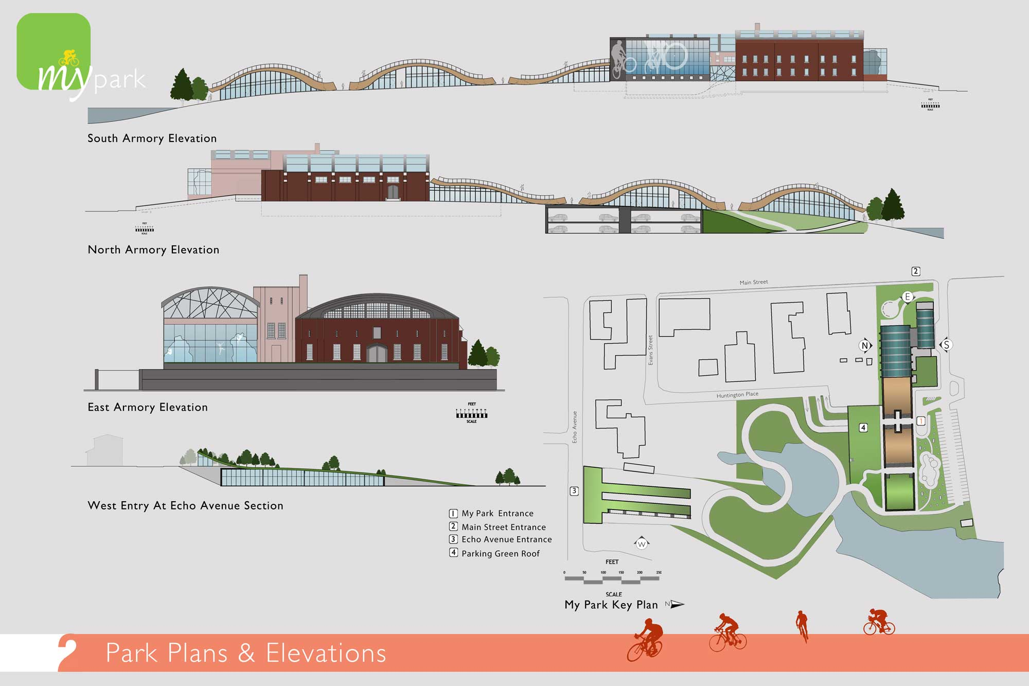 My Park - Park Plan Elevations