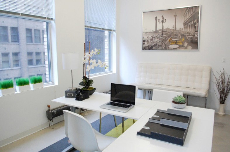99 Madison Avenue Reception Area