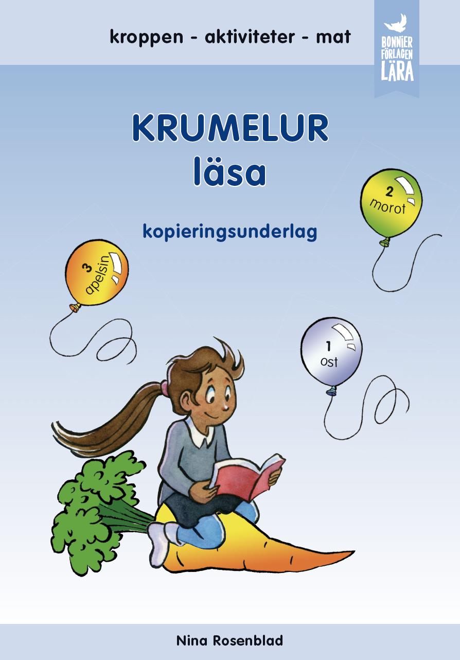 Krumelur – Läsa (F–3)