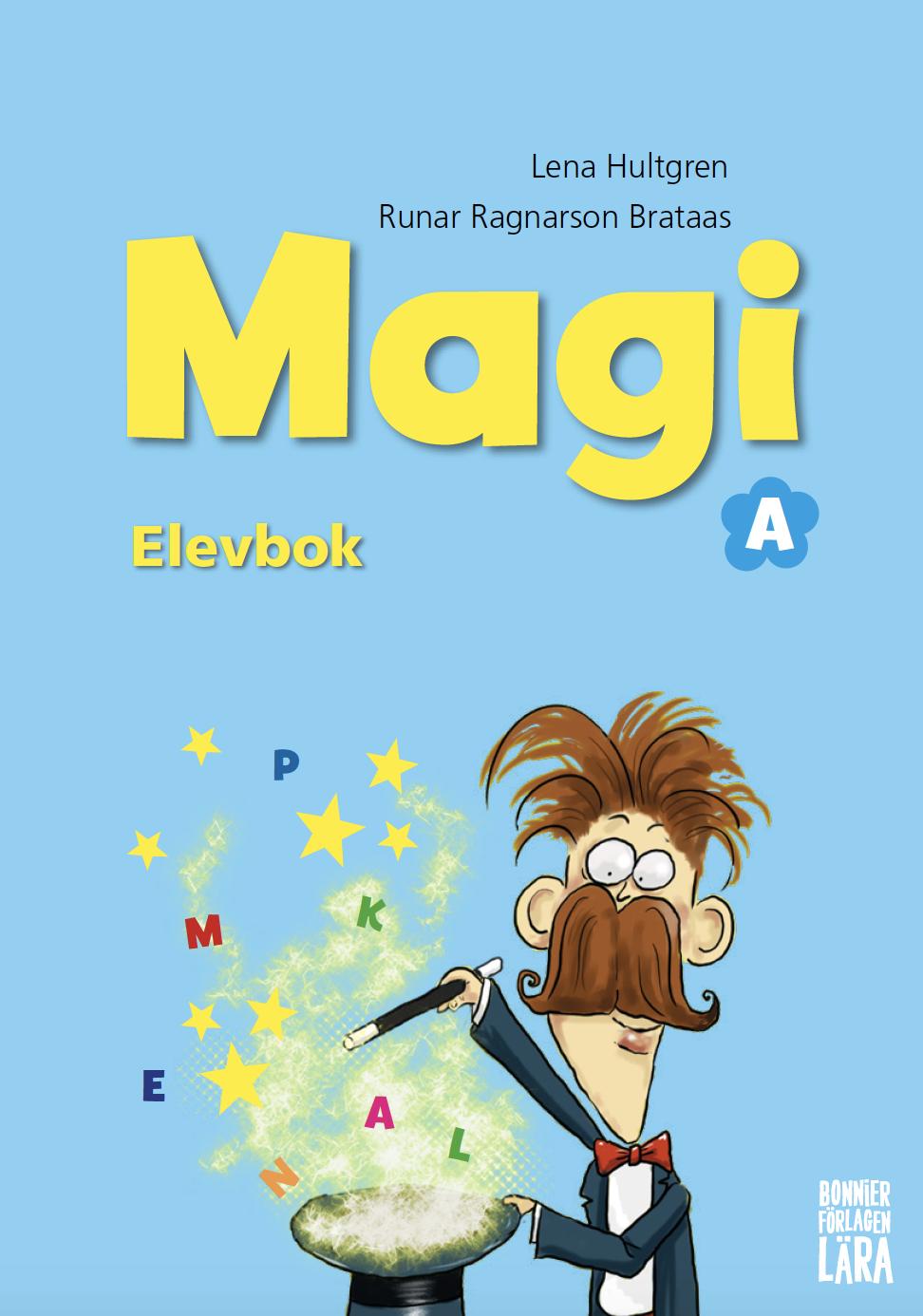 Magi A Elevbok (F–3)