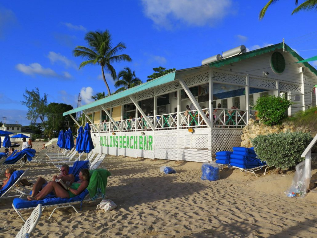 Mullins Beach Bar is a fabulous place to enjoy live music and the cool beach vibes on the west side of the island.  JIM BYERS PHOTO