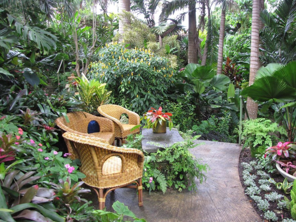 Lovers of tropical flowers and plants will get a huge kick out of Hunte's Gardens, located high in the hills of Barbados.  JIM BYERS PHOTO
