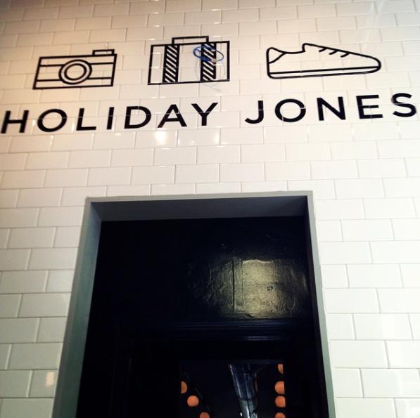 Photo: @holidayjones