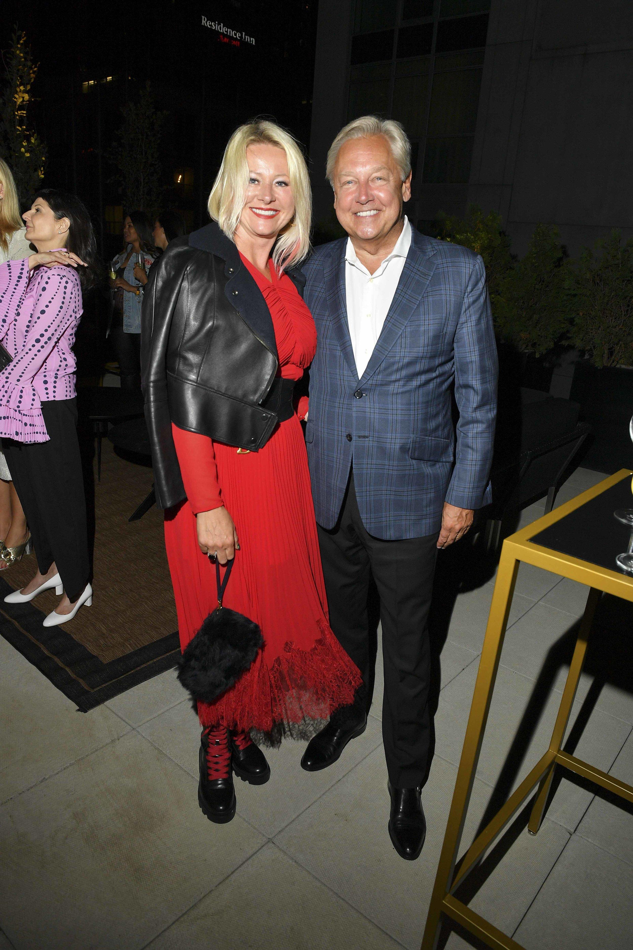 Aneta Friisdahl & Michael Friisdahl