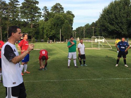 Adult Recreational Soccer League Columbia SC — SOAR Columbia